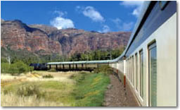 African Rail Travel