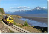 Denali Sampler - Fairbanks to Anchorage, All Rail