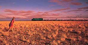 Australia Trains: Tour, Trip & Rail Only