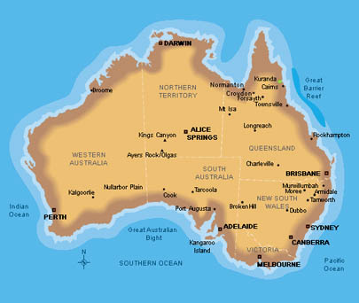 Australia Train Trips of Australia Including: Great Southern Railway on hawaii map, guam map, marshall islands map, ocean map, oceania map, asia map, atlantic map, mexico map, bali map, africa map, laminated map, ring of fire map, europe map, philippine sea map, time zone map, hong kong map, south china sea map, east indies map, australia map, aegean map,