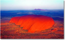 Visit Ayers Rock on many of our Australian Train tours. CLICK HERE for more information
