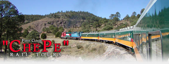 ChePe: The Copper Canyon Train