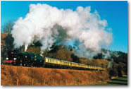 Steam Hauled