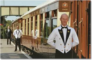 The Orient-Express: The British Pullman