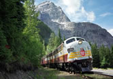 Royal Canadian Rockies Express