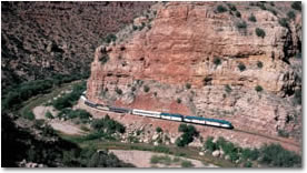The Verde Canyon