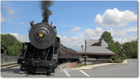Western Maryland Scenic Railroad: Tours & Trips